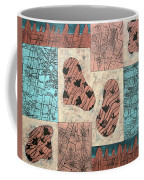 Dinosaur Ridge Coffee Mug