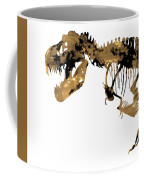 Dinosaur Sepia Print Coffee Mug
