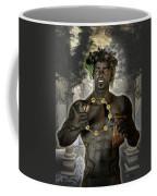 Dionysus God Of Grape Coffee Mug