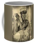 Dionysus Sepia Old Coffee Mug