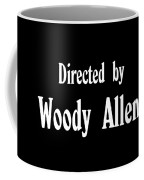 Directed Woody Allen Coffee Mug