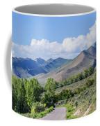 Dirt Road To Serenity Coffee Mug