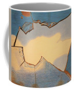 Dirty Broken Window Coffee Mug