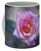 Dirty Pink Rose Coffee Mug