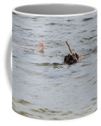 Dirty Water Dog And Feet Coffee Mug