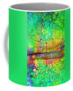 Disappearing In Colour Coffee Mug