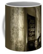 Disappearing Railroad Blues Coffee Mug