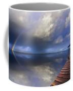 Disappearing Rainbow Coffee Mug