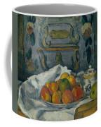 Dish Of Apples Coffee Mug