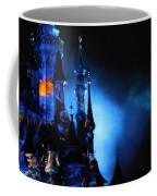 Disney Blues At Night  Coffee Mug