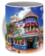 Disney Clothiers Main Street Disneyland 01 Coffee Mug