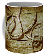 Dispatched Ropes And Voyages Coffee Mug