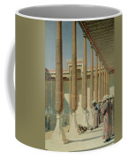 Display Of Trophies Coffee Mug