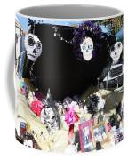 Display Trunk Car Day Dead  Coffee Mug
