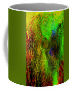 Dissolution Coffee Mug by Linda Sannuti
