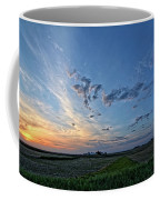 Distant Farm Coffee Mug