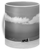 Distant Grain Elevator Coffee Mug