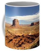 Distant Monument Coffee Mug
