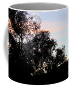 Distant Moon Coffee Mug