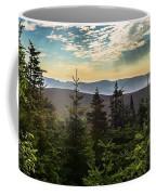 Distant Mountains To The East Coffee Mug
