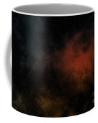 Distant Nebula Coffee Mug by Michal Boubin