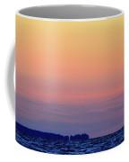 Distant North Shore Of Lake Simcoe  Coffee Mug