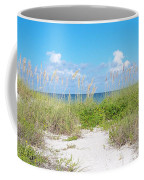 Distant Sea Coffee Mug