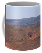 Distant Tunnel Coffee Mug