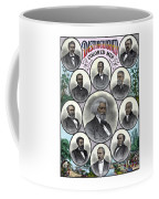 Distinguished Colored Men Coffee Mug by War Is Hell Store