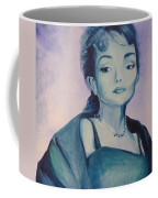 Diva I Maria Callas  Coffee Mug