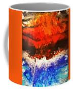 Diverging Coffee Mug