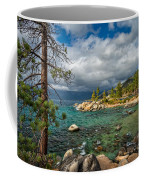 Divers Cove At Lake Tahoe Coffee Mug
