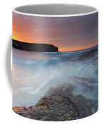 Divided Tides Coffee Mug
