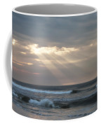 Divine Intervention Coffee Mug by Simon Wolter