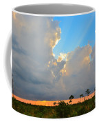 Divinely Inspired Sunset Coffee Mug