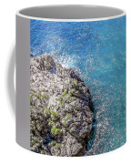 Diving In Italy Coffee Mug