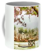 Diving Platform Coffee Mug