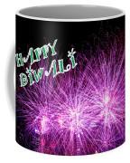 Diwali Greetings Card Coffee Mug