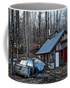 Dix Family Sugar House Coffee Mug