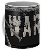 Diy Warrior Coffee Mug