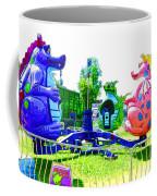 Dizzy Dragon Ride 1 Coffee Mug