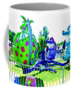 Dizzy Dragon Ride 2   Coffee Mug