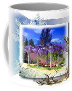 Do-00013 Wisteria Branches Coffee Mug