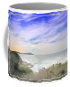 Do-00018 Look Out At Terrigal Coffee Mug