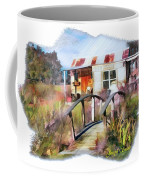 Do-00034 Bridge And Hutt Coffee Mug