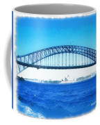 Do-00057 Harbour Bridge Coffee Mug