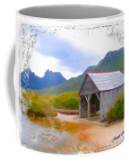 Do-00107 Boat House Coffee Mug