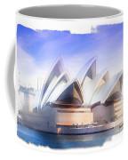 Do-00109 Opera House Coffee Mug