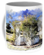 Do-00118 Gazebo Coffee Mug