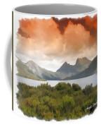 Do-00140 Cradle Mountains Coffee Mug